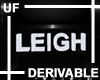 UF Derivable Leigh Seat