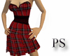 [PS] Short Red Plaid