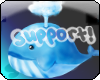 support whale :)