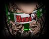 Green Akuma Collar