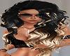 Black Blond Thay hair