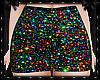 Sparkle Skirt Rainbow