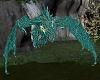 Lava Dragon Green