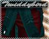Teal Tartan Waist Jacket