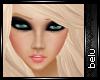 b+ freckled girl .skin