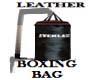 LEATHER BOXING BAG ANIMA