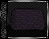 Purple & Black Rug