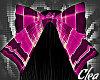 [C] Pink Lolita Bow|