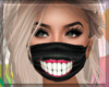 SMILE COVED MASK M/F