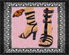 (BFD) Strap Sandals Blck