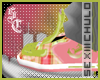[N.Y]iRoCk PLAID V-pink}