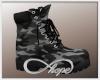 Camo BW Boots Nickel