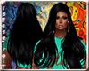 (RT)BLACK RESENIA HAIR