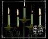 SB Raindora Floor Candle