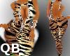 Q~XtraBm Tiger Jumpsuit