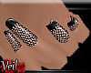 V| Fishnet *Nails*