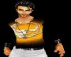 Yellow Skull Shirt