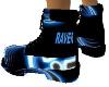 NL-Boots Toxic Blue L