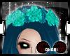 O| Cael Flower Crown