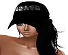 Kbeats hat black hair