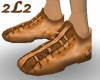 2L2 Deerskin Indian Mocs