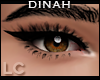 LC Dinah Winged Eyeliner