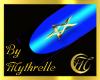 LUSH PENTACLE BLUE