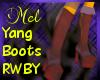 Yang RWBY Boots