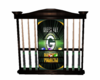 Greenbay Pool Stick Rack