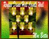 MzM Reggae Candle Wall
