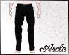 A- Black Dress Pants*