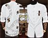 Y. Gucc Snake Shirt