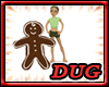 (D) Gingerbread Man