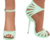 TF* Pastel Mint Sandals
