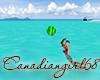 [CG68]Beach ball fun