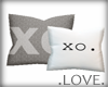 .LOVE. XO. Pillows2