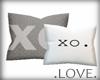 .LOVE. XO. Pillows2