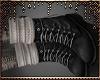[Ry] Travel boot Bk/cr