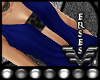 -V- Trendy Tops Blue