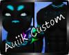 Custom| Rainburst Fur