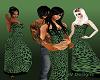 Green Cheetah 3mths Preg