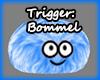 Blue Bommel Pet
