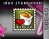 [V4NY] Stamp Love Burger