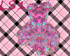 GorgeousPinkFloralDress