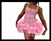 Kids Pink Pageant Glitz