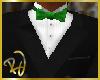 -RJ- DB Tuxedo Top Green