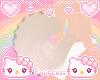 ♡ puppy tail blonde