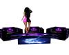 neon music tabledance