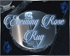 Evening Rose Rug