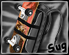 {S} Grey Bag N' Board [F